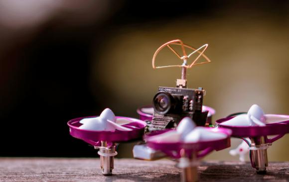 Drone Satellites